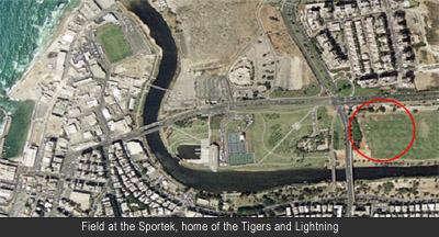 Sportek Field
